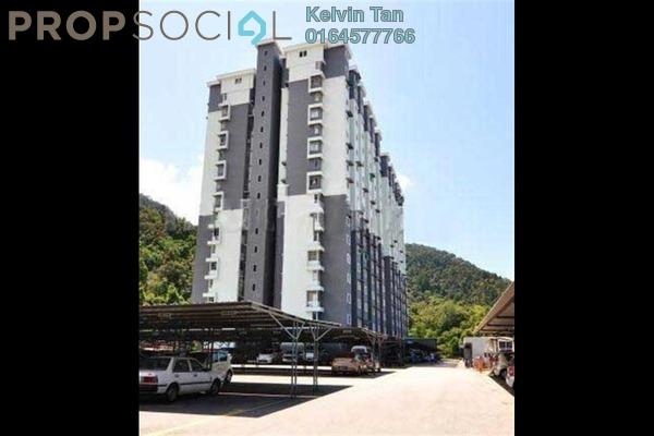 For Rent Apartment at Permai Jaya Apartment, Tanjung Bungah Freehold Semi Furnished 3R/2B 800translationmissing:en.pricing.unit