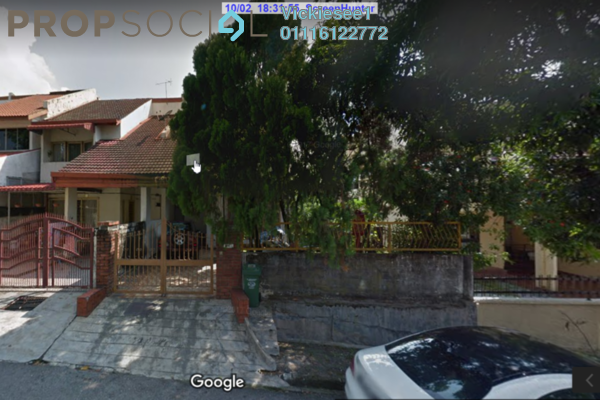 For Sale Terrace at Taman Sri Bahtera, Cheras Freehold Unfurnished 5R/3B 795k