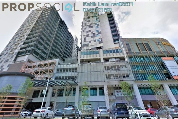 For Rent Condominium at Centrestage, Petaling Jaya Freehold Fully Furnished 1R/1B 1k