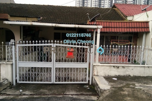 For Sale Terrace at Taman Tan Yew Lai, Old Klang Road Freehold Unfurnished 3R/2B 530k