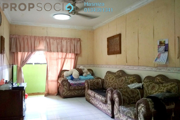 For Sale Apartment at Palma Perak & Puteri, Kota Damansara Leasehold Semi Furnished 3R/2B 350k