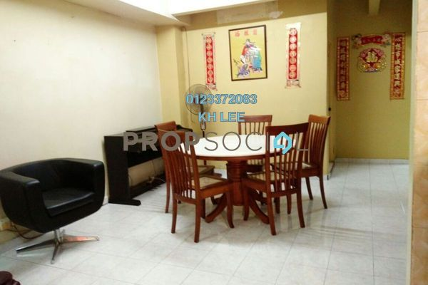 For Rent Terrace at Taman Palm Grove, Klang Freehold Fully Furnished 4R/3B 1.3k