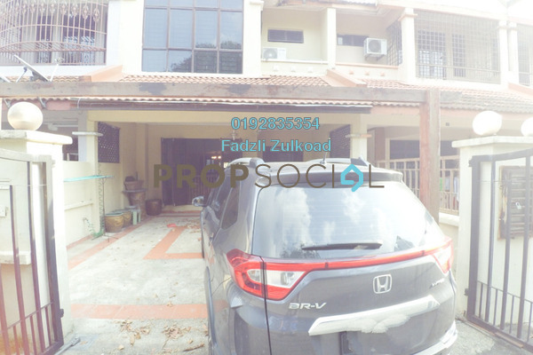For Sale Terrace at Taman Baiduri, Johor Bahru Freehold Unfurnished 4R/3B 580k