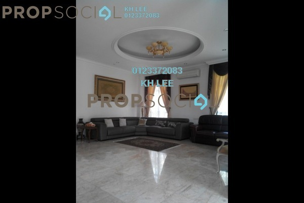 For Sale Bungalow at Section 13, Shah Alam Freehold Semi Furnished 5R/6B 3.2m