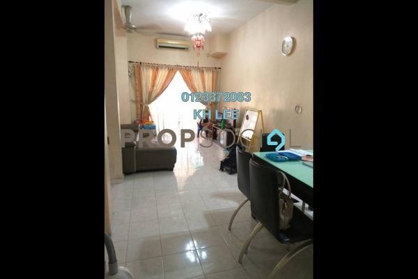 For Sale Terrace at Bandar Puteri Klang, Klang Freehold Semi Furnished 4R/3B 530k