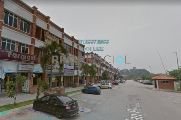 For Rent Office at Alam Budiman, Shah Alam Freehold Unfurnished 0R/0B 1.5k