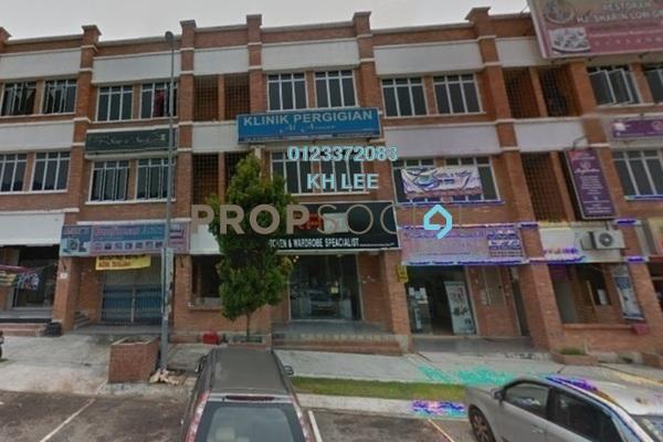 For Rent Shop at Alam Budiman, Shah Alam Freehold Unfurnished 0R/0B 3k