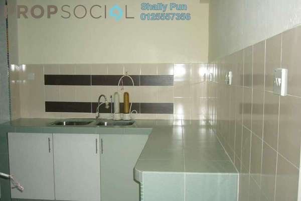 For Sale Apartment at Vista Lavender, Bandar Kinrara Freehold Unfurnished 3R/2B 238k