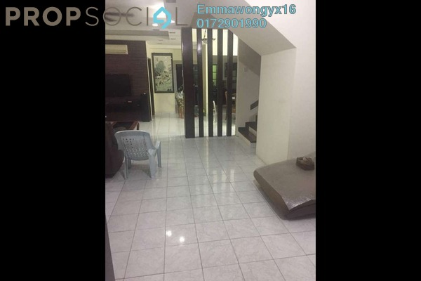For Sale Terrace at SD12, Bandar Sri Damansara Freehold Semi Furnished 4R/3B 980k