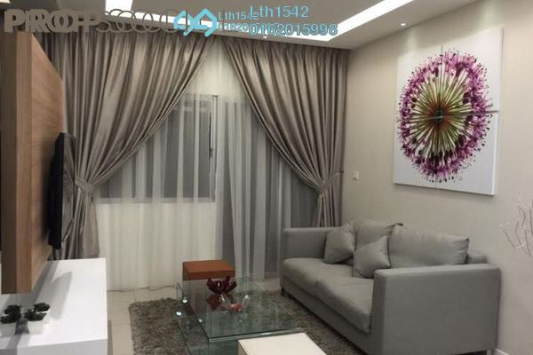 For Sale Condominium at Vista Panorama, Cheras Freehold Semi Furnished 3R/2B 400k
