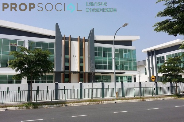 For Rent Factory at Signature Corporate Industrial Park, Semenyih Freehold Unfurnished 0R/2B 32k