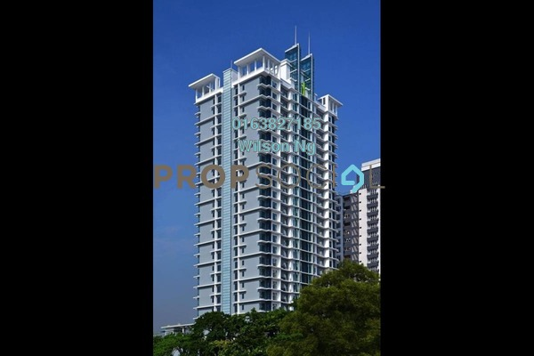 For Rent Condominium at Casa Residency, Pudu Freehold Fully Furnished 3R/3B 3.8k