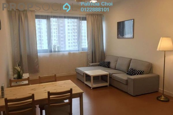 For Rent Condominium at The Hub, Petaling Jaya Freehold Fully Furnished 1R/1B 2.8k