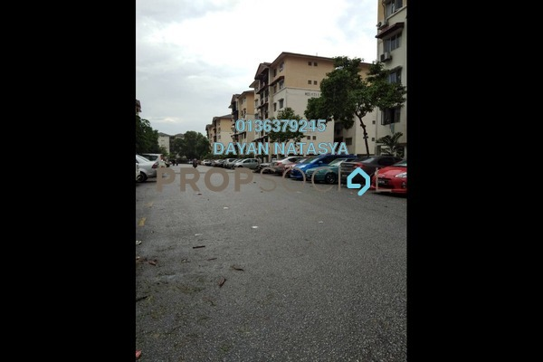 For Sale Apartment at Gugusan Melati, Kota Damansara Freehold Semi Furnished 3R/2B 245k