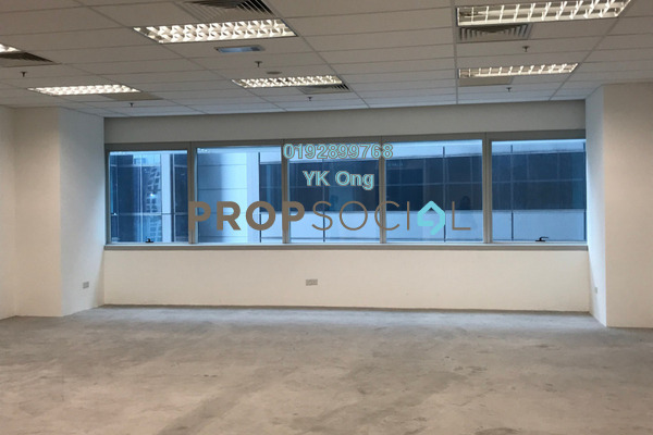 For Rent Office at Strata Office Suites @ KL Eco City, Mid Valley City Freehold Unfurnished 0R/0B 2.6k