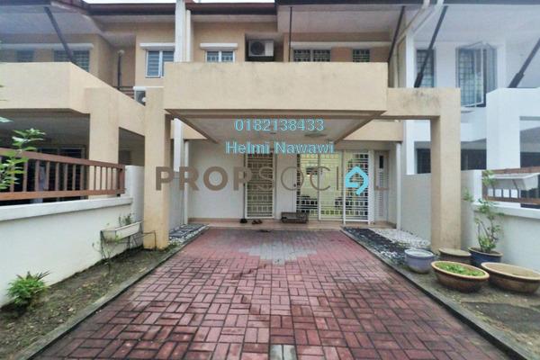 For Sale Terrace at USJ 3, UEP Subang Jaya Freehold Semi Furnished 4R/3B 650k
