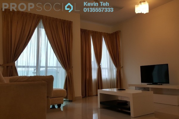 For Sale Condominium at Solaris Dutamas, Dutamas Freehold Fully Furnished 1R/1B 700k