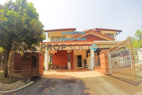 For Sale Semi-Detached at Emerald West, Rawang Freehold Semi Furnished 4R/3B 650k