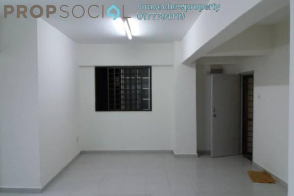 For Sale Apartment at Sri Impian Apartment, Johor Bahru Freehold Semi Furnished 3R/2B 225k