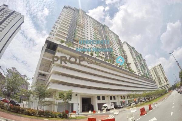 For Sale Condominium at Alam Sanjung, Shah Alam Freehold Semi Furnished 3R/2B 420k