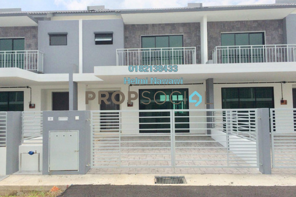 For Sale Terrace at Saujana KLIA, Sepang Freehold Unfurnished 4R/3B 540k