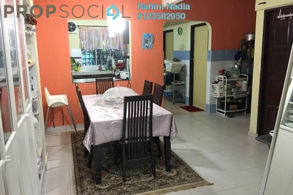 For Sale Terrace at Taman Melawati, Melawati Freehold Semi Furnished 4R/3B 650k