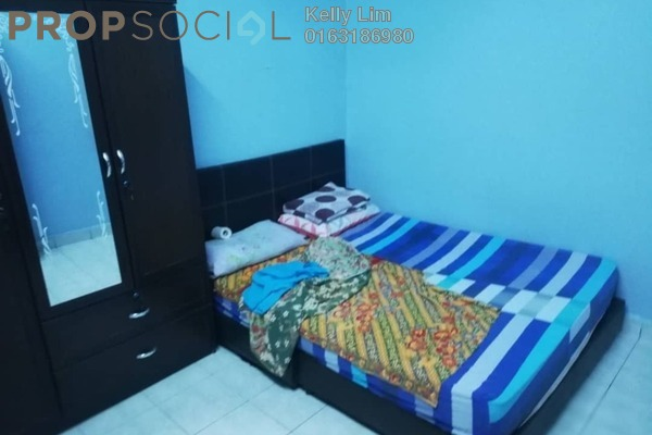 For Sale Townhouse at Taman Lagenda Mas, Cheras South Freehold Semi Furnished 4R/2B 440k