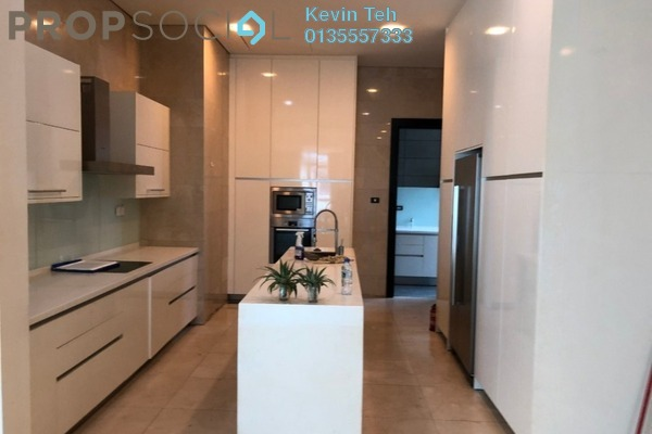 For Rent Condominium at The Pearl, KLCC Freehold Semi Furnished 3R/4B 9.5k