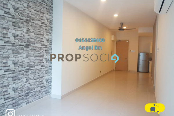 For Sale Condominium at The Crest, Kuala Lumpur Freehold Semi Furnished 2R/2B 850k