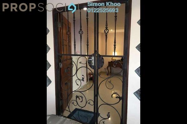 For Sale Terrace at Kota Kemuning Hills, Kota Kemuning Freehold Semi Furnished 4R/3B 948k