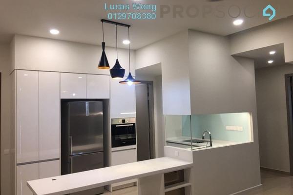 For Sale Condominium at Twin Arkz, Bukit Jalil Freehold Semi Furnished 3R/2B 950k