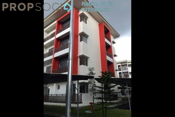 For Sale Apartment at Embun, Kemensah Freehold Semi Furnished 3R/2B 380k