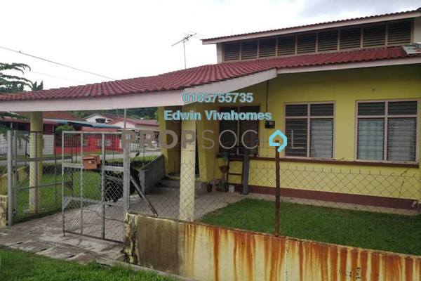 For Sale Terrace at Taman Lim, Ipoh Freehold Semi Furnished 4R/2B 300k
