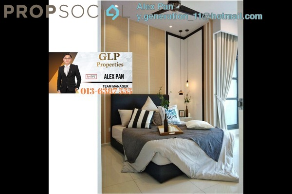 For Rent Serviced Residence at The Robertson, Pudu Freehold Fully Furnished 1R/1B 2.5k