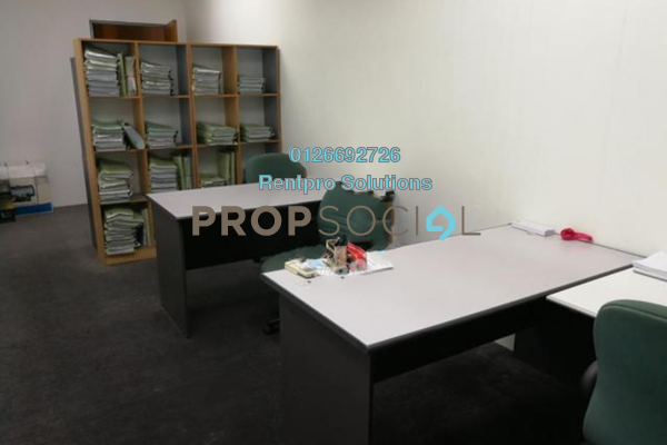 For Rent Office at KM1, Bukit Jalil Freehold Semi Furnished 0R/0B 1.2k