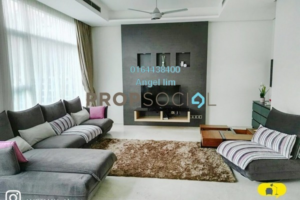 For Rent Condominium at Quadro Residences, KLCC Freehold Fully Furnished 3R/2B 7.5k