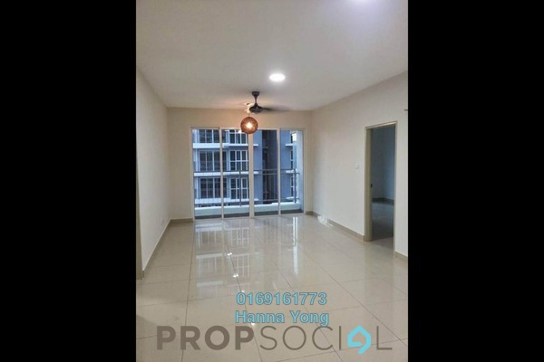 For Rent Serviced Residence at Pacific Place, Ara Damansara Freehold Semi Furnished 3R/2B 2k