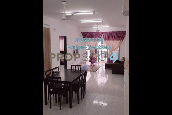 For Rent Condominium at Bandar Baru Sri Petaling, Sri Petaling Freehold Fully Furnished 3R/2B 1.9k