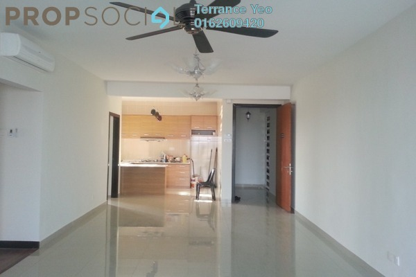 For Sale Condominium at Zen Residence, Puchong Freehold Semi Furnished 4R/2B 550k