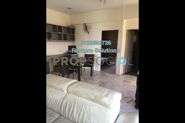 For Rent Condominium at Taman Midah, Cheras Freehold Fully Furnished 4R/3B 2.5k