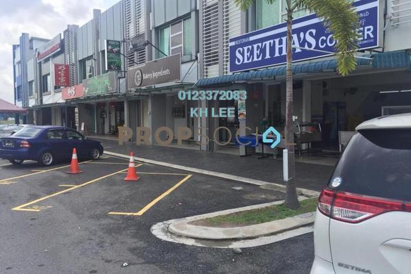 For Rent Office at Eleven Avenue, Bandar Bukit Raja Freehold Unfurnished 0R/2B 1.5k