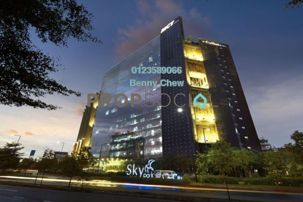 For Rent Office at MCT Tower, Subang Jaya Freehold Semi Furnished 0R/0B 29.4k