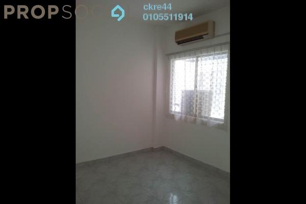 For Sale Apartment at Teratai Mewah Apartment, Setapak Freehold Semi Furnished 3R/1B 225k