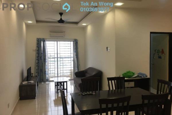 For Rent Condominium at Laguna Residences, Kelana Jaya Freehold Fully Furnished 3R/2B 2.2k