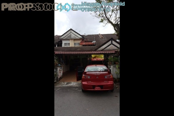 For Sale Townhouse at Taman Melati, Setapak Freehold Semi Furnished 3R/2B 430k