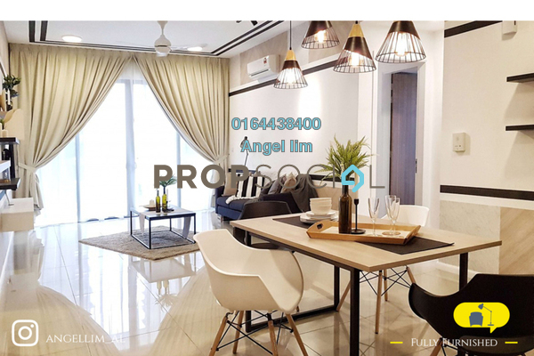 For Rent Condominium at Anjali @ North Kiara, Segambut Freehold Fully Furnished 4R/3B 4.8k