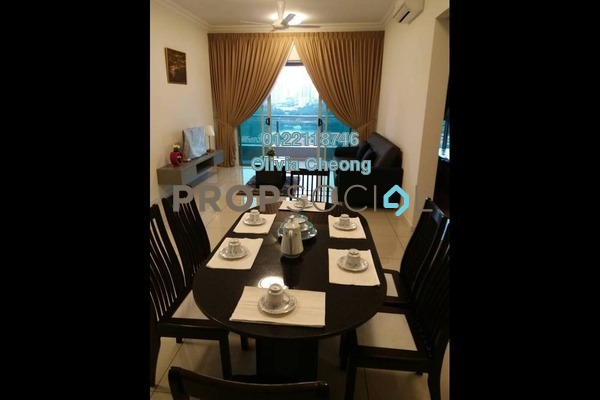 For Rent Serviced Residence at Sunway GEO Residences, Bandar Sunway Freehold Fully Furnished 4R/3B 5.6k