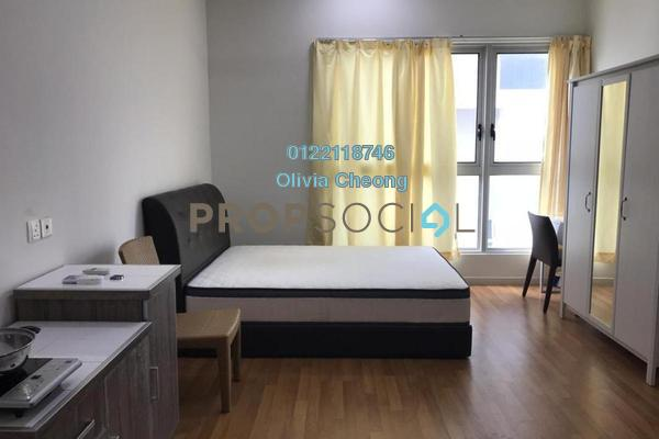 For Rent Serviced Residence at Sunway GEO Residences, Bandar Sunway Freehold Fully Furnished 1R/1B 1.8k