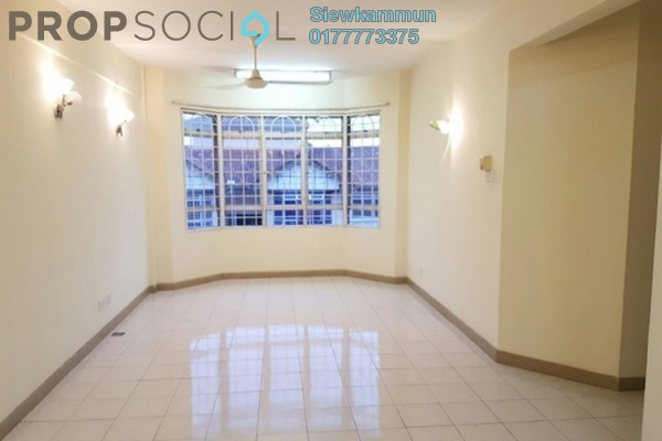 For Sale Apartment at D'Shire Villa, Kota Damansara Freehold Semi Furnished 3R/2B 380k