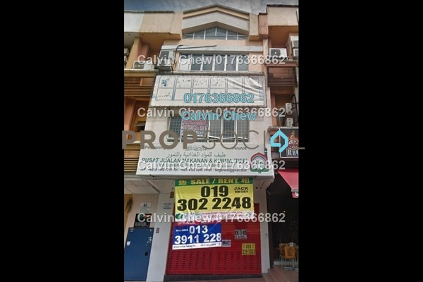 For Sale Shop at Wangsa Metroview, Wangsa Maju Freehold Unfurnished 0R/0B 2.11m